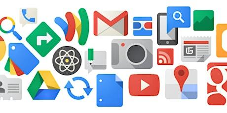 Google Apps 201 (T1-20) tickets