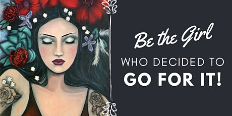 Learn to Paint Divas 1 Day Workshop 16th Feb PLUS 2 Hour Bonus Session tickets