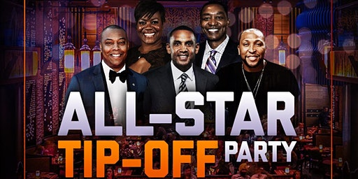 NBA All-Star Tip-Off Party - hosted by NBA Alumni