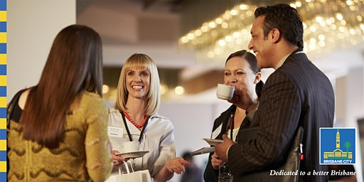 Networking in the Suburbs – Holland Park Library