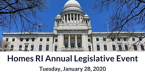 Homes RI Annual Legislative Event