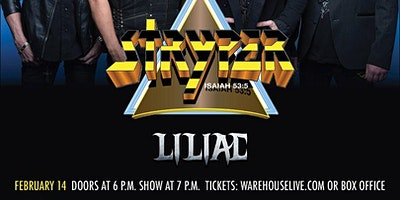 STRYPER AND LILIAC