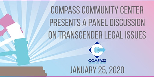 Compass' Panel Discussion: Transgender Legal Issues