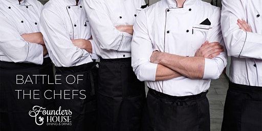 Battle of the Chefs (FINAL CHECK OUT PRICE INCLUDES TAX AND GRATUITY)