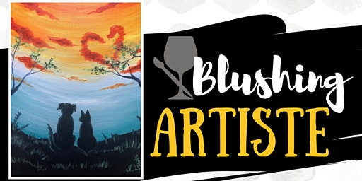 Blushing Artiste -March 21st