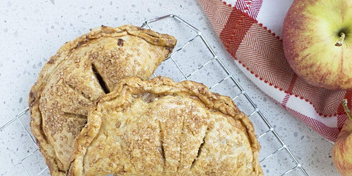 Kids in the Kitchen (ages 8-12): Hand Pies