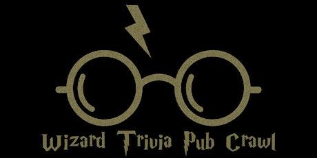 Houston Downtown - Wizard Trivia Pub Crawl - $10,000+ IN TRIVIA PRIZES! tickets