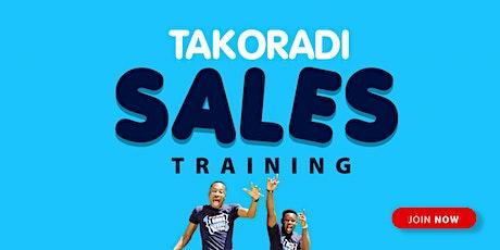 Takoradi sales training tickets