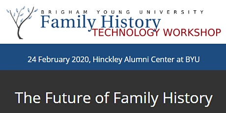 Family History Technology Workshop tickets