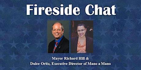 Fireside Chat: Mayor Hill & Dulce Oritz tickets