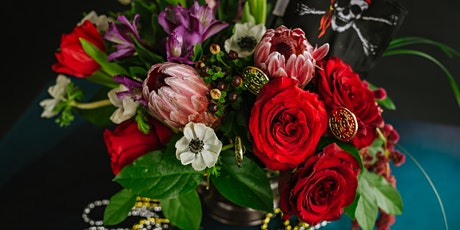 JAN 23 | Gasparilla Centerpiece Floral Design Class tickets