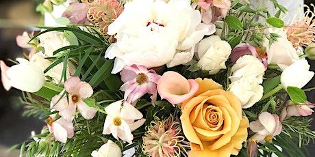FEB 13   Galentine's Day Floral Design Class tickets