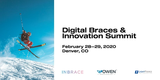 Digital Braces and Innovation Summit