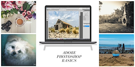 Learn Photoshop Basics for Beginners Feb 2020 tickets