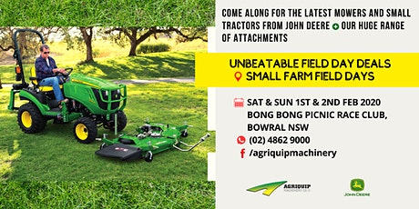 Small Farm Field Days | Bowral NSW [RSVP to Agriquip by LandHQ @SITE#24] tickets