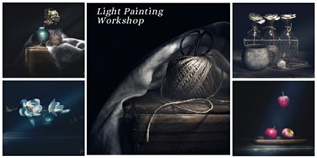 Light Painting with Still Life March 2020 tickets