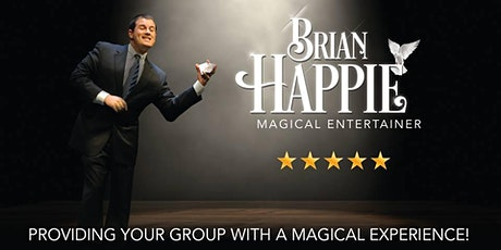 Family Comedy and Magic show for all ages - free magic trick for each child tickets