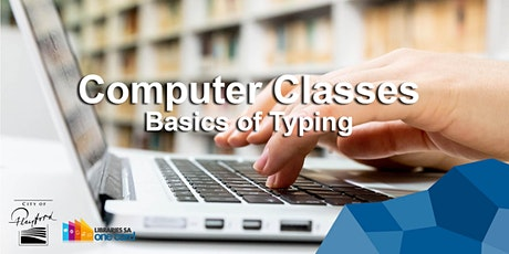 Computer Classes: Basics of Typing tickets