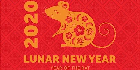 Lunar New Year at Fashion Island tickets