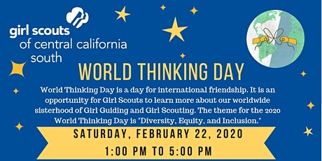 World Thinking Day tickets