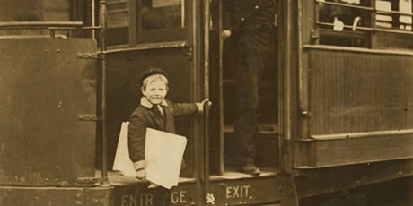 Crying the News: A History of America's Newsboys tickets