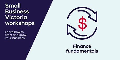 Finance Fundamentals - How to Keep Cash Flowing (E21725) tickets