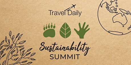 Travel Daily Sustainability Summit 2020 tickets