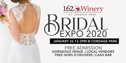 1620 Winery Bridal Expo