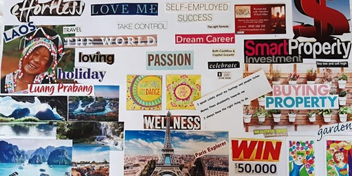 Make 2020 Your Most Amazing Year Yet! Create Your Own Vision Board MAGIC...