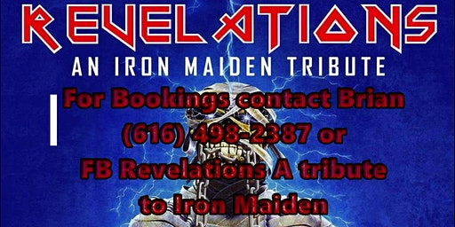 Revelations A Tribute to Iron Maiden