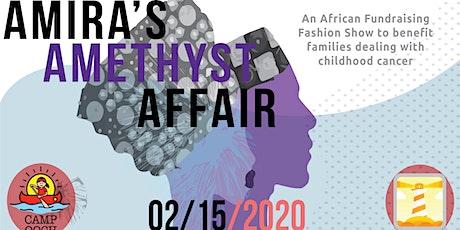 Amira's Amethyst Affair tickets