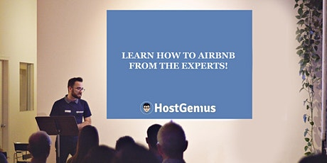 Hosting 101: Learn how to manage your short-term rental from the experts tickets