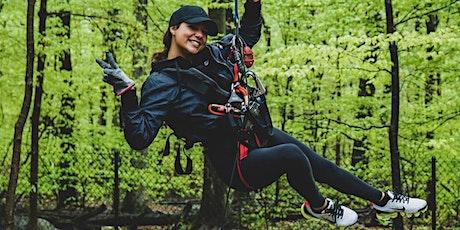 Highropes & Zipline Adventure tickets