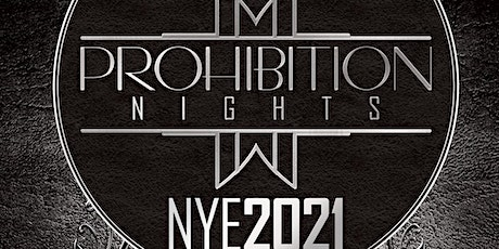 Prohibition Nights | New Year's Eve 2021 (Woodlands, TX) tickets