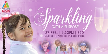 Sparkling with a Purpose tickets