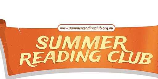 Summer Reading Club - After Party Invitation