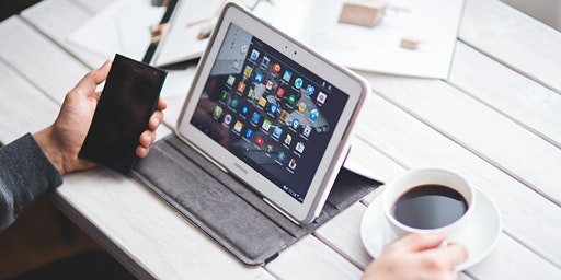 Be Connected: Getting Started with Your Android Tablet @ Cove Civic Centre