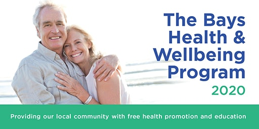The Bays Health & Wellbeing Program - Healthy Bladder & Bowels