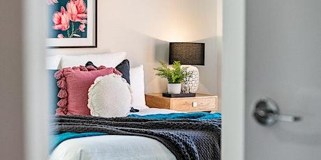 Bedroom Styling Masterclass tickets