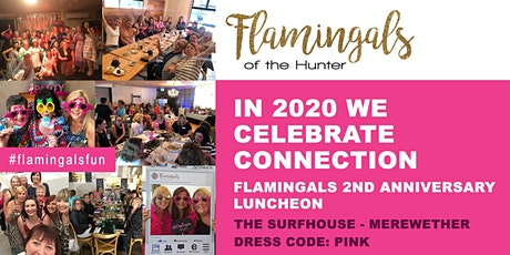 2020 Celebrate Connection - 2nd Anniversary Lunch - Merewether tickets