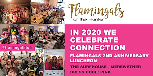 2020 Celebrate Connection - 2nd Anniversary Lunch - Merewether
