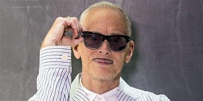 """John Waters """"This Filthy World"""" tour 2020"""