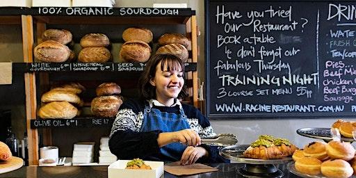 Start a retail food business