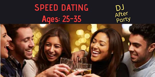 Speed Dating Fredericton -  Ages: 25 - 35