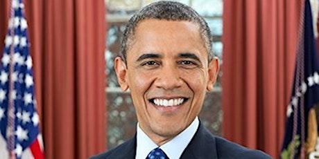 Future Skills: A Conversation with President Barack Obama tickets
