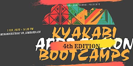KYAKABI AFRO-FUSION BOOTCAMP