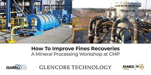 How To Improve Fines Recoveries - Mineral Processing