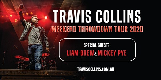 Travis Collins - Murchison VIC