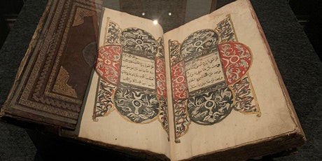 Dome at Dusk: Islamic bookbinding – an Indonesian Qur'an tickets