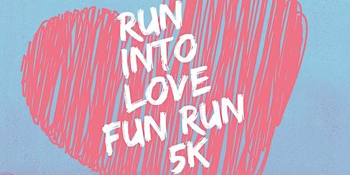 Run Into Love 5k Fun Run
